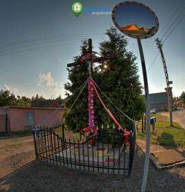 Turów – krzyż